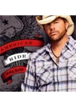 Toby Keith - American Ride (Music CD)