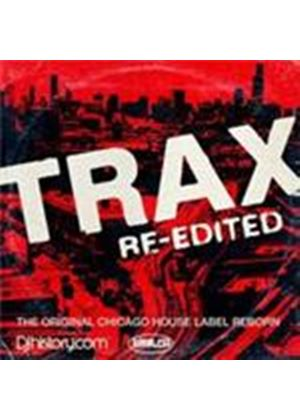 Various Artists - Trax Re-edited (Music CD)