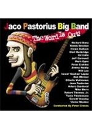 Jaco Pastorius Big Band (The) - Word Is Out, The [SACD]