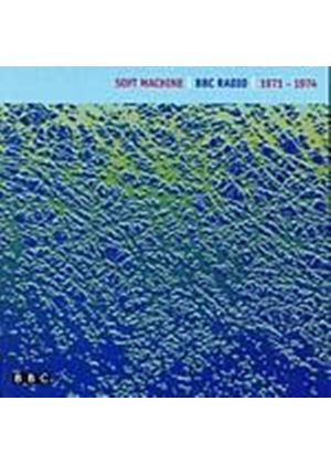 Soft Machine - BBC Radio 1971 - 1974 (Music CD)