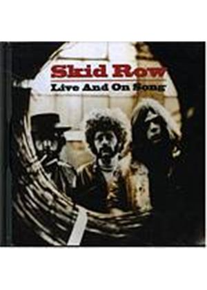 Skid Row - Live And On Song (Music CD)