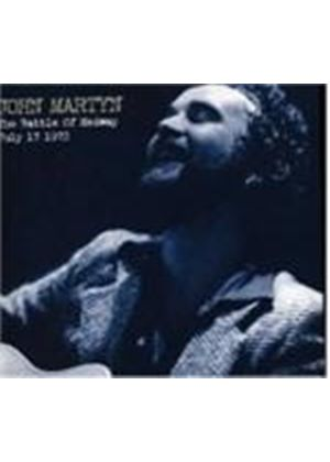 John Martyn - The Battle Of Medway: July 17 1973 (Music CD)