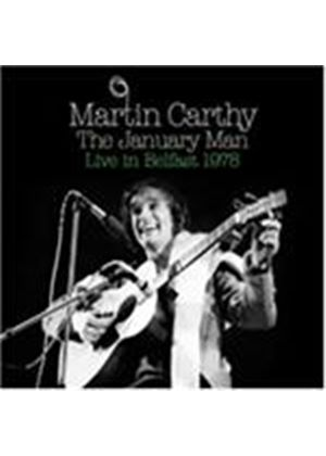 Martin Carthy - January Man, The (Live In Belfast 1978) (Music CD)