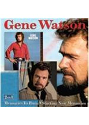 Gene Watson - Memories To Burn/Starting New Memories (Music CD)