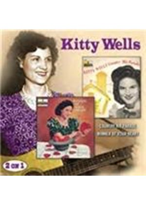 Kitty Wells - Country Hit Parade/Winner of Your Heart (Music CD)