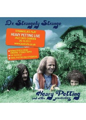 Dr. Strangely Strange - Heavy Petting (Music CD)