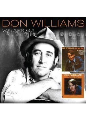Don Williams - Volume One/Volume Two (Music CD)