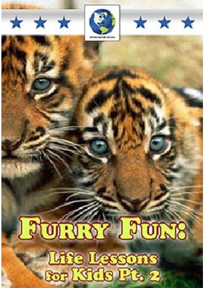 Furry Fun: Life Lessons for Kids Volume 2