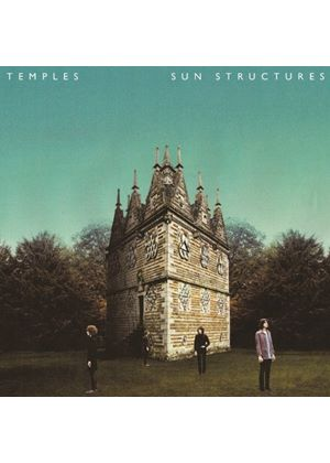 Temples - Sun Structures (Music CD)