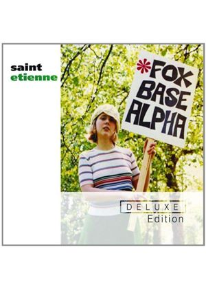 Saint Etienne - Foxbase Alpha [Deluxe Edition] (Music CD)