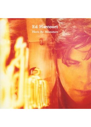 Ed Harcourt - Here Be Monsters (Music CD)