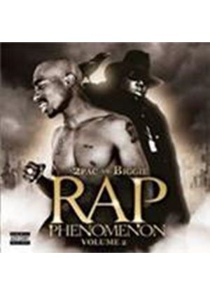 2Pac & Notorious BIG - Rap Phenomenon Vol.2 (2Pac Vs. Biggie) (Music CD)