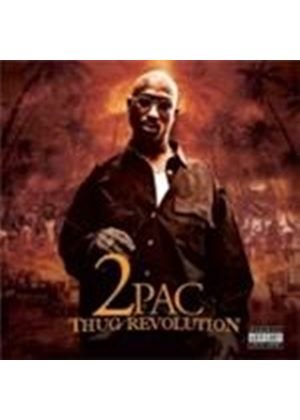 2Pac - Thug Revolution (Music CD)