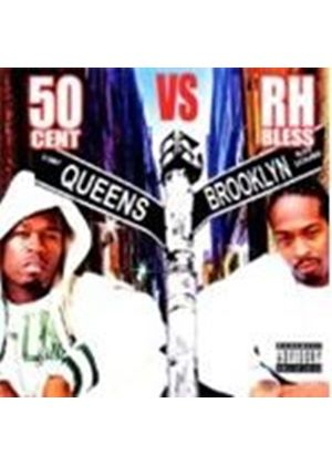 50 Cent - Queens Vs Brooklyn (Music CD)