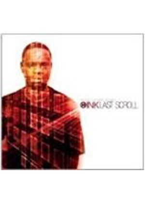 DJ Ink - Last Scroll (Music CD)