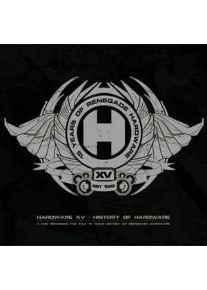 Various Artists - Hardware XV (15 Years Of Renegade Hardward) (Music CD)