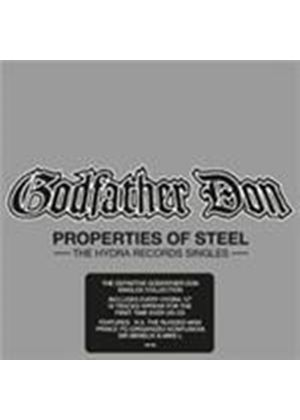 Godfather Don - Properties Of Steel (The Hydra Records Singles) (Music CD)
