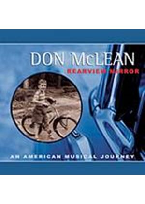 Don McLean - Rearview Mirror: An American Musical Journey (Music CD)
