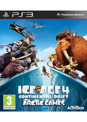 Ice Age 4: Continental Drift - Arctic Games (PS3)