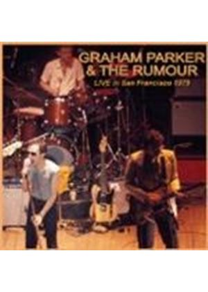 Graham Parker & The Rumour - Live In San Francisco 1979 (Music CD)