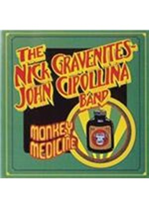 John Cipollina - Monkey Medicine (Music CD)