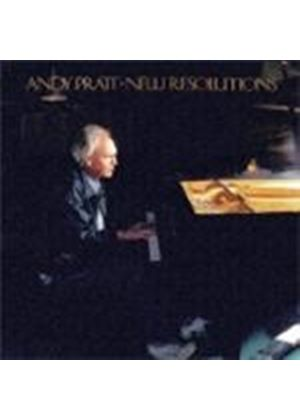 Andy Pratt - New Resolutions (Music CD)
