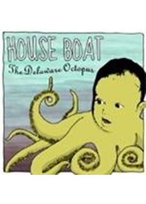 House Boat - Deleware Octopus (Music CD)