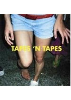 Tapes 'n Tapes - Outside (Music CD)