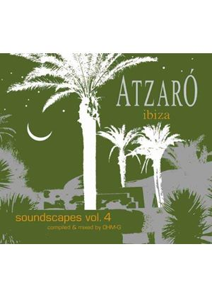 Various Artists - Atzaro Ibiza Soundscape, Vol. 4 (Music CD)