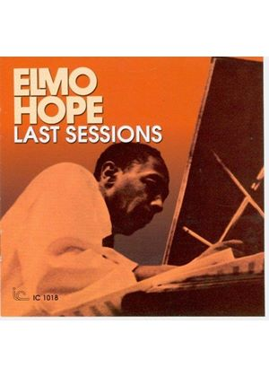 Elmo Hope - Last Sessions, Vol. 1 (Music CD)