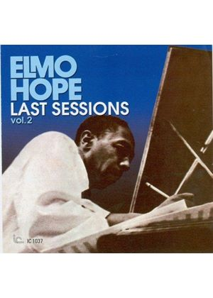 Elmo Hope - Last Sessions, Vol. 2 (Music CD)