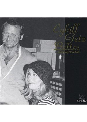 Cybill Shepherd - Cybill Getz Better (Music CD)
