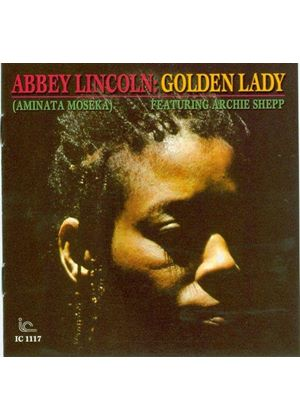 Abbey Lincoln - Abbey Lincoln/Golden Lady (Music CD)