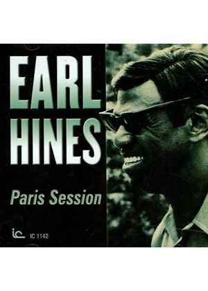Earl Hines - Paris Session (Music CD)