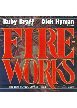 Dick Hyman - Fireworks (Music CD)