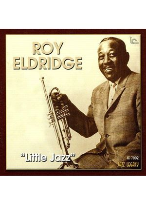 Roy Eldridge - Little Jazz [Inner City] (Music CD)