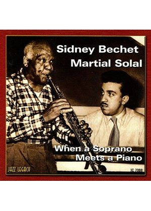 Martial Solal - When a Soprano Meets a Piano (Music CD)