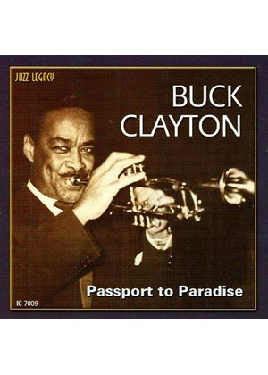 Buck Clayton - Passport to Paradise (Music CD)