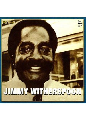 Jimmy Witherspoon - Jazz Legacy (Olympia Concert/Live Recording) (Music CD)