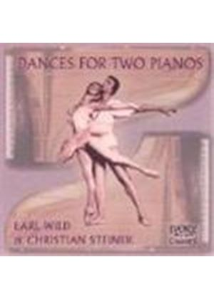 Dances for Two Pianos - Works by Rachmaninov & Ravel