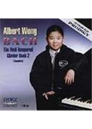 Bach: Well-Tempered Clavier, Bk. 2