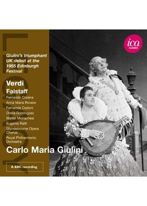 Verdi: Falstaff (Music CD)