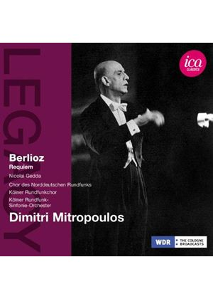 Berlioz: Requiem (Music CD)