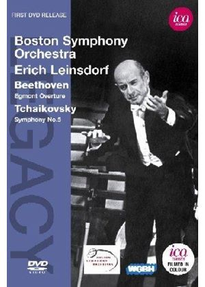 Beethoven: Symphony No. 5; Egmont Overture (Music CD)