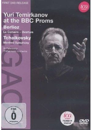 Yuri Temirkanov at BBC Proms (Music CD)