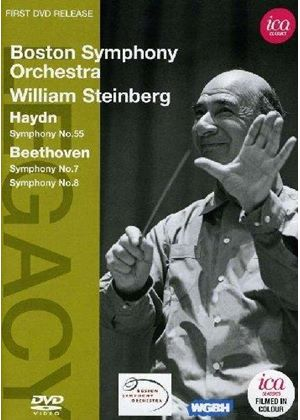 Haydn: Symphony No. 55; Beethoven: Symphonies Nos. 7 & 8 (Music CD)