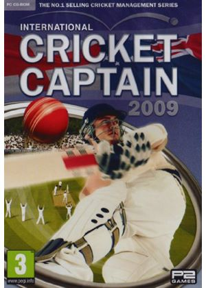 International Cricket Captain 2009 (PC)