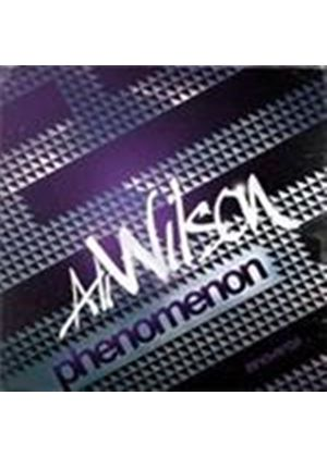 Ali Wilson - Phenomenon (Music CD)