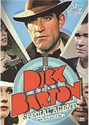 Dick Barton Collection (Dick Barton: Special Agent / Dick Barton Strikes Back / Dick Barton at Bay)