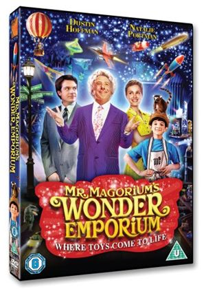 Mr Magoriums Wonder Emporium